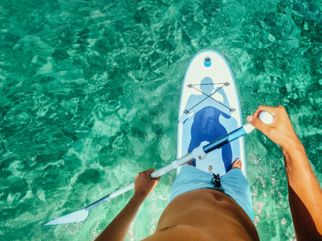The Benefits of SUP Boarding