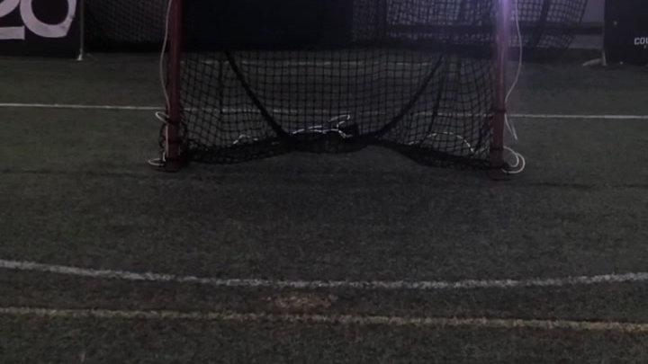 4 LIght Box Lacrosse Training System
