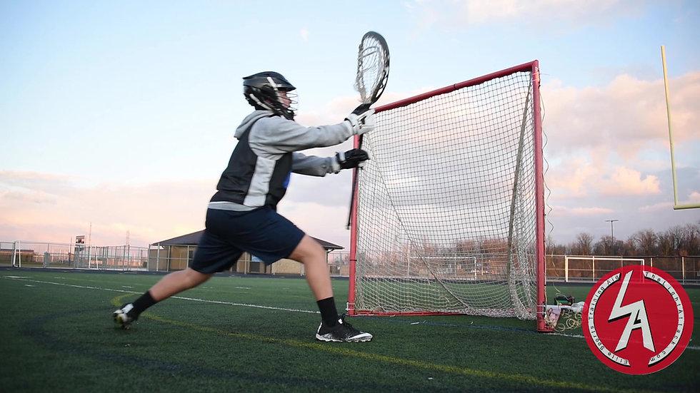 6 Light Lacrosse Training System