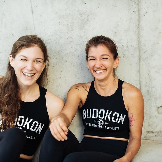 BUDOKON Hamburg goes SUP Yoga