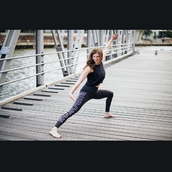 Budokon Yoga Basics Workshop mit Bille