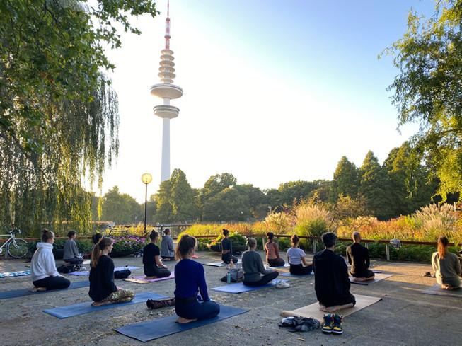 Summer Classes at Planten un Blomen  Summer 2020