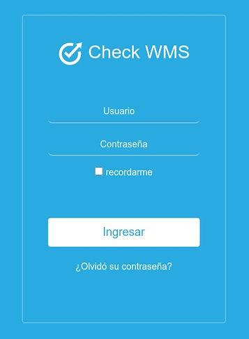 Check WMS
