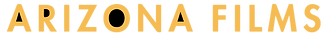 Texto Logo Arizona Films