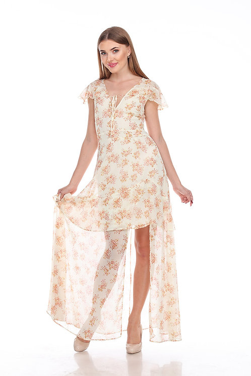 Style #70247 in Gold Floral ($28.00/piece)
