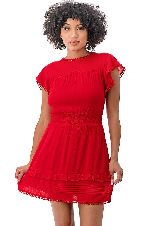 T127 Red ($20/ piece)