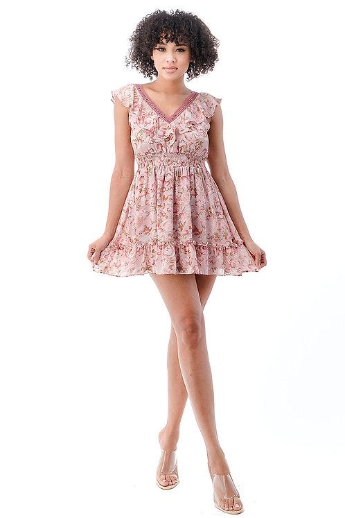70347 Pink floral ($22.00/ piece)