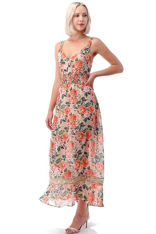 70306 Orange floral ($26.00/ piece)