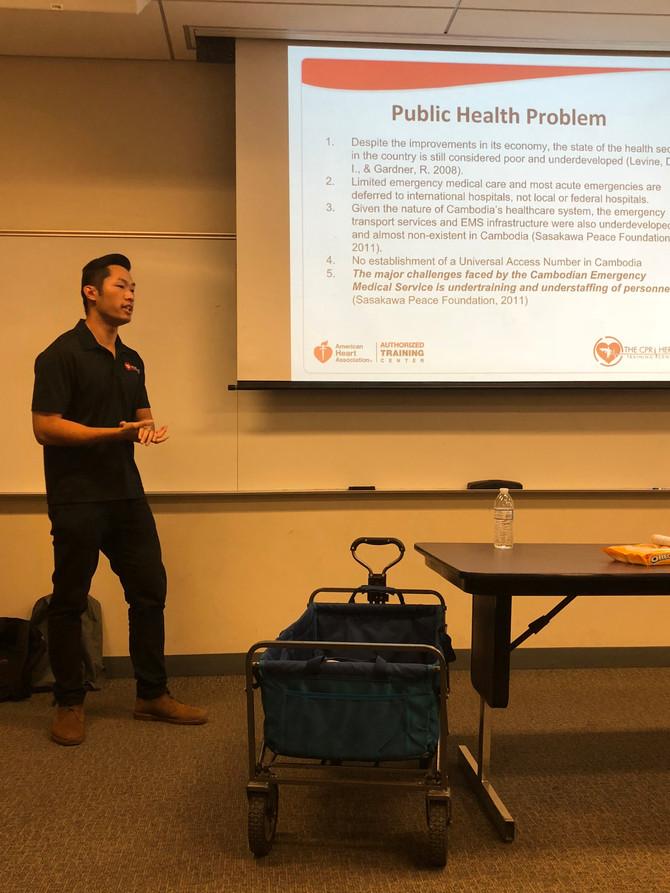 CPR Hero Guest Speaker