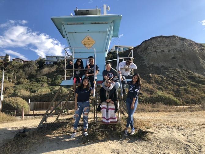 San Clemente Beach Cleanup