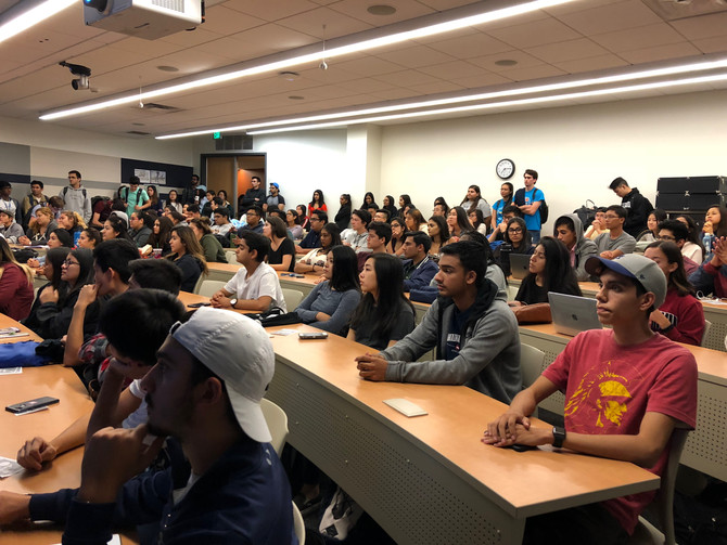 AMSA 2018-2019 Welcome General Meeting