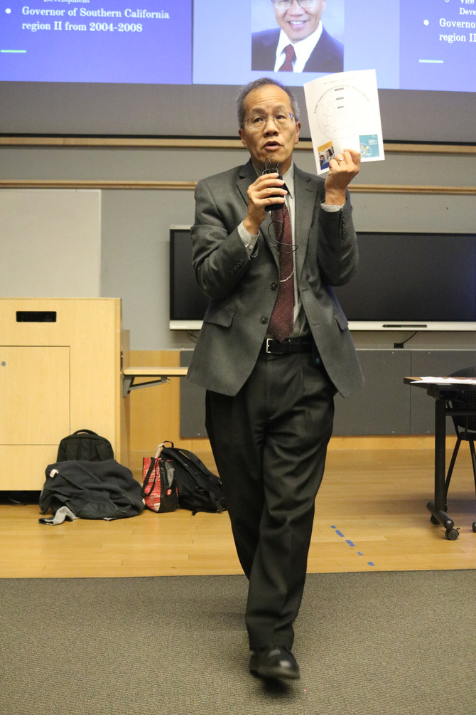 The Interviews with Dr. Lawrence Loo