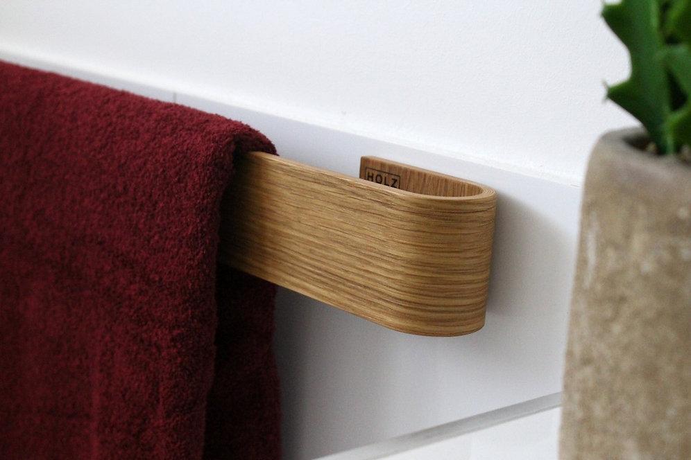 Handtuchhalter Tamarin Large In Eiche