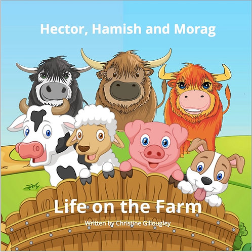 Life on the Farm (Hardback)