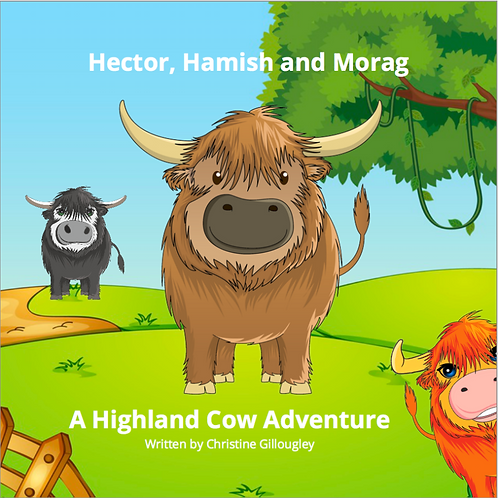 A Highland Cow Adventure (Softback)
