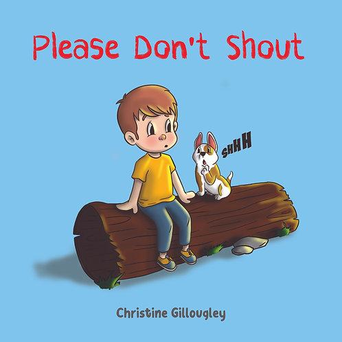 Please Don't Shout (eBook)