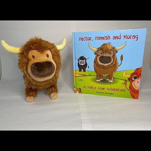 Hector + Book