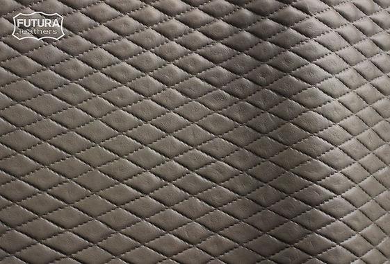 Futura Leather lux diamond Embossed