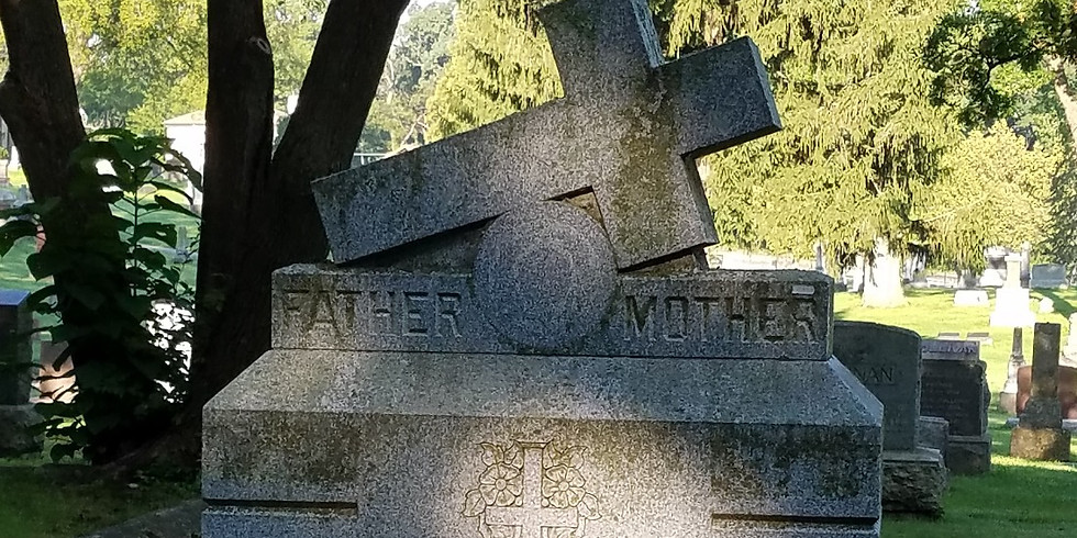 Hallowed Ground – Cemetery Tour