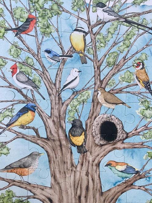 Pájaros del sur (30 piezas)