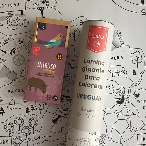 Pack Uruguay
