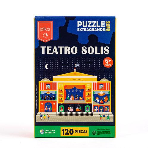 Teatro Solís (120 piezas)
