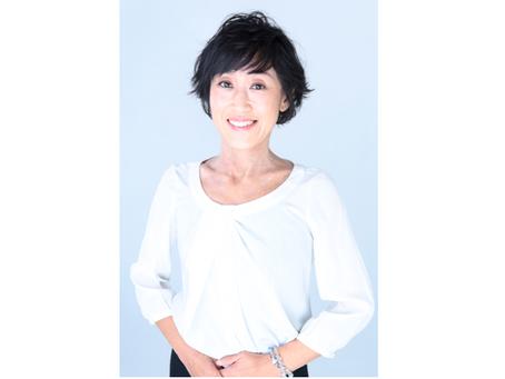 長井優子:響きのある元気ボイス!心を動かすナレーションをお届けします。
