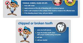 Child Dental Trauma - What To Do