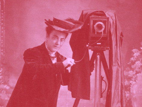 How a woman with a camera changed history