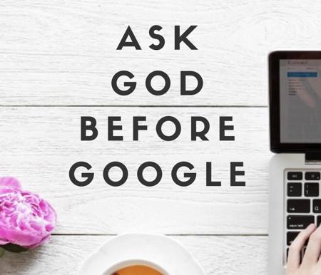 """God Before Google"" Lock Screens!"