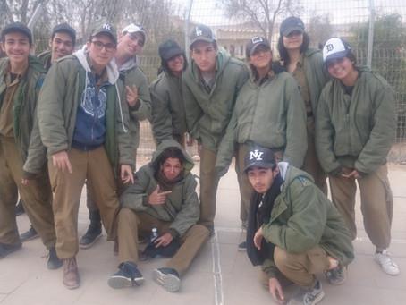La Gadna, préparation militaire des élèves de Première