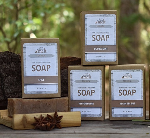 Eco-Rich Soap for Men
