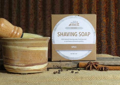 Shaving Soap in a Mug