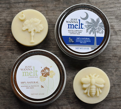 Small Lotion Bar