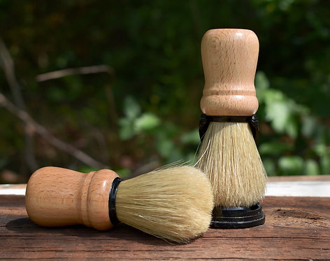 Italian Boar Bristle Shaving Brush