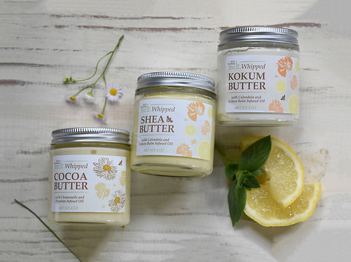 Whipped Herbal Infused Butter
