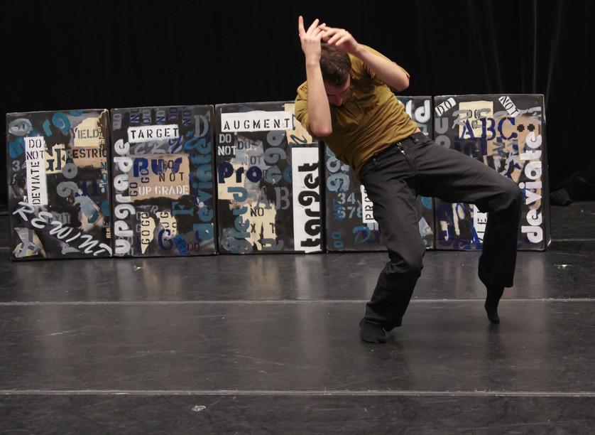 "LaneCoArts Performance: ""Almost Awake"""