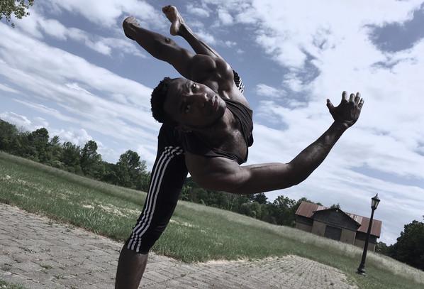 LaneCoArts  Dancer: Fabricio Seraphin  Kaatsbaan Residency