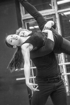 LaneCoArts  Dancers: Jarred Bosch, Selena Hack