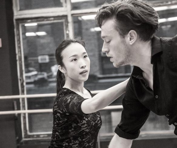 LaneCoArts  Dancers: Yuriko Hiroura, Nathan Nirschl