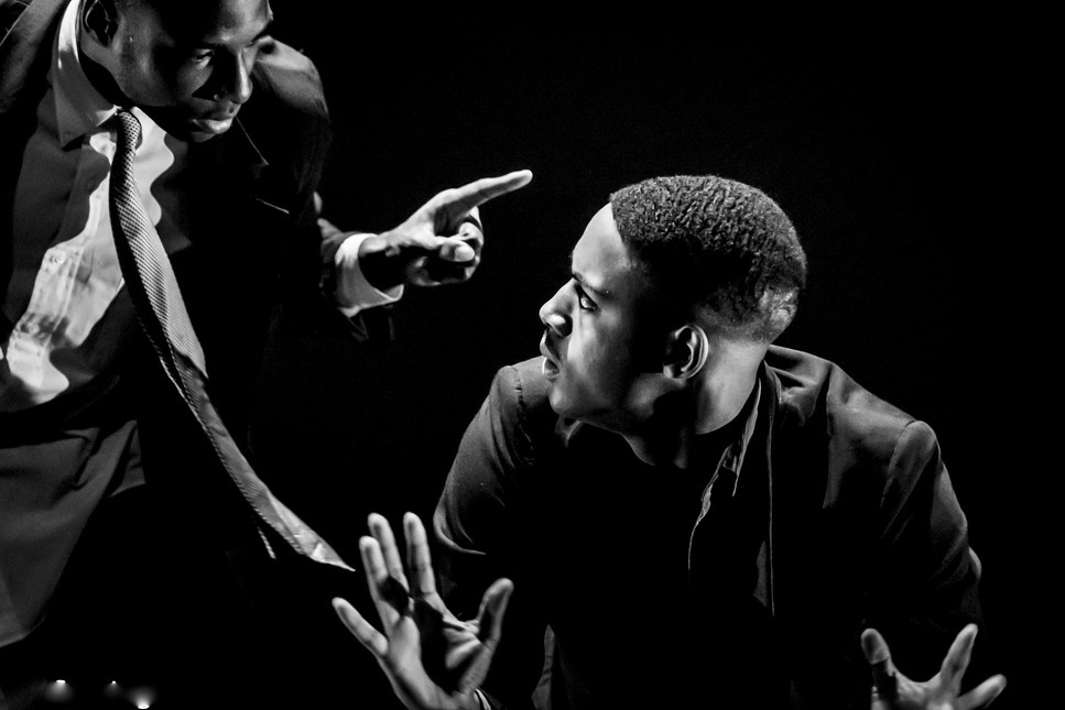 "LaneCoArts Dancers: Fabricio Seraphin & Jared Brown Performance: ""Askew"""