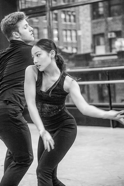 LaneCoArts  Dancers: Jarred Bosch & Selena Hack