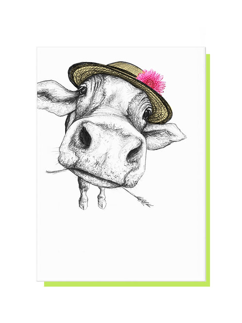 Summer Hat Card