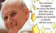 Memoria di Papa Giovanni Paolo II