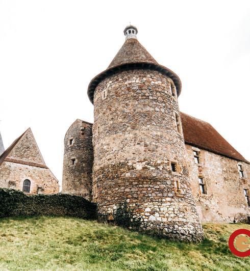 Château dans l'Allier
