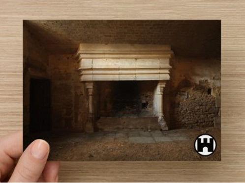Carte postale - Château de Pisy