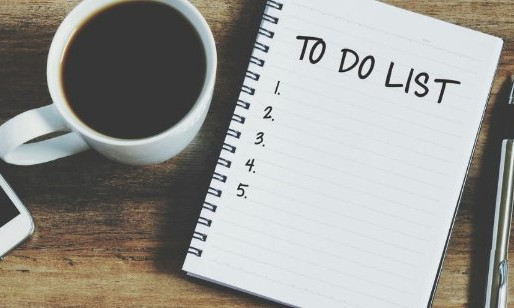 How many to-do lists have you got? - Why you have no chance of success