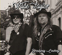Wilde Taylor 2 CD Front Cover.jpg