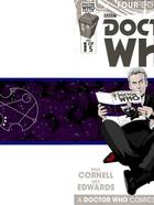 Doctor Who Custom Cover