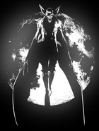 Inktober - Man-Bat